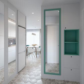 60平米一室两厅北欧风格玄关设计图