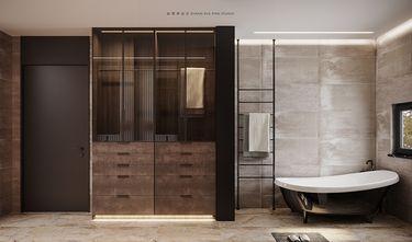 140平米别墅法式风格卫生间图片