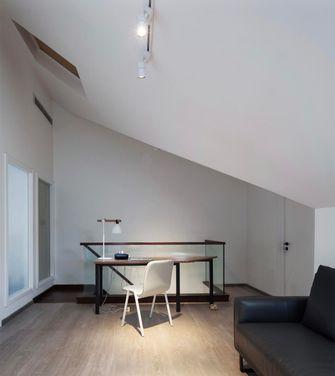 140平米别墅现代简约风格阁楼效果图