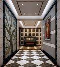 20万以上140平米四室五厅其他风格走廊装修效果图