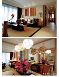 130平米三东南亚风格其他区域设计图