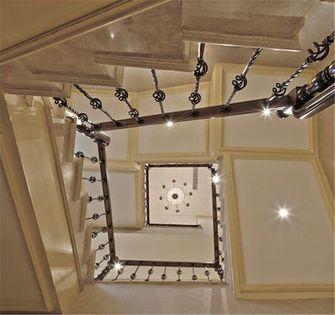 20万以上140平米别墅东南亚风格楼梯效果图