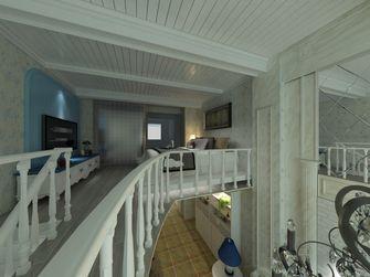 3-5万60平米一室一厅英伦风格走廊装修效果图