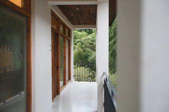 140平米别墅田园风格走廊装修图片大全