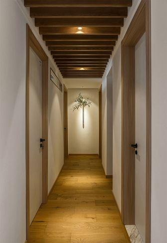 140平米四室两厅日式风格走廊设计图