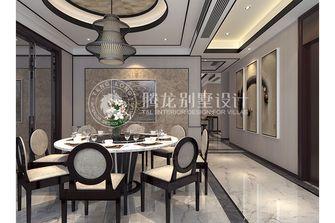 140平米别墅现代简约风格餐厅吊顶图