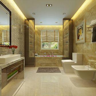 140平米三室两厅其他风格卫生间装修图片大全