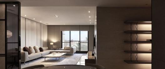 140平米三室三厅日式风格客厅装修图片大全