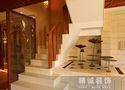 10-15万130平米复式东南亚风格楼梯欣赏图