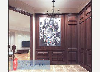 90平米三室两厅东南亚风格玄关装修案例