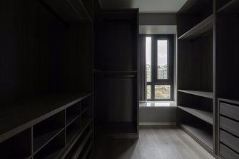 100平米三室两厅混搭风格衣帽间设计图