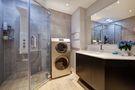 140平米四室一厅中式风格卫生间装修效果图