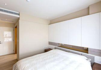 140平米三室两厅混搭风格卧室装修图片大全