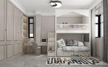 140平米别墅美式风格儿童房装修图片大全