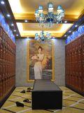 140平米四室两厅欧式风格储藏室图片大全