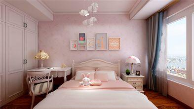 120平米三室两厅美式风格儿童房装修案例