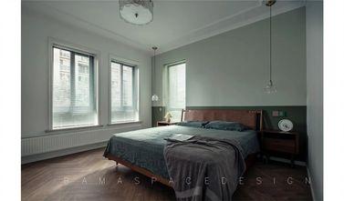 140平米四混搭风格卧室图