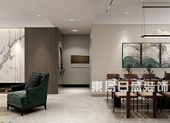 120平米三室两厅中式风格走廊装修图片大全
