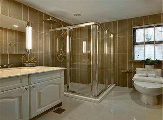 120平米一室一厅美式风格卫生间装修案例