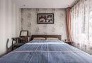 80平米宜家风格卧室图片大全