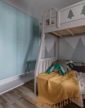 90平米东南亚风格儿童房欣赏图