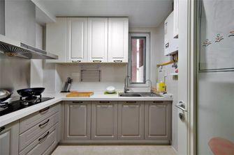 90平米新古典风格厨房设计图