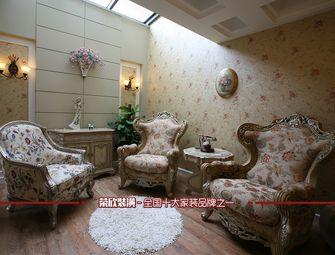 130平米四室一厅欧式风格阁楼装修效果图