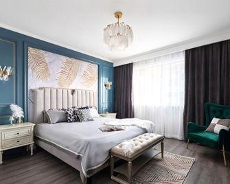 140平米四室三厅美式风格卧室装修案例