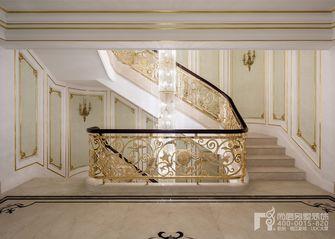140平米别墅法式风格楼梯间图片大全