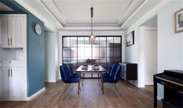 100平米三法式风格餐厅设计图