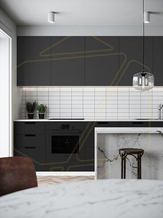 80平米一室一厅宜家风格厨房装修案例