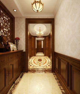 15-20万140平米三室四厅欧式风格走廊图