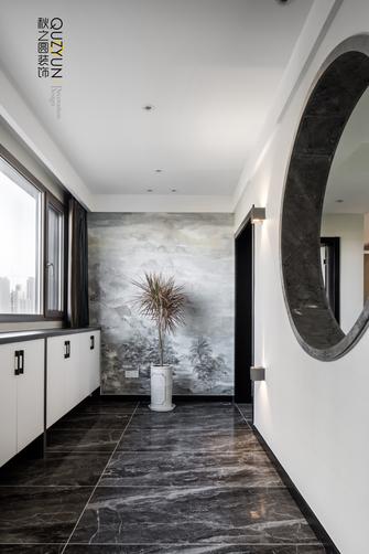 140平米三室一厅混搭风格玄关装修效果图