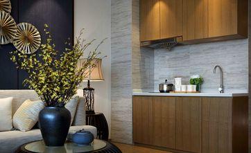 70平米一室一厅中式风格厨房效果图