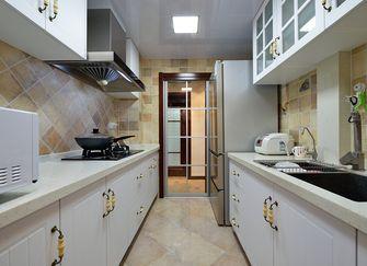 110平米美式风格厨房图