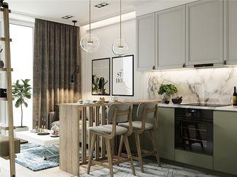 10-15万60平米公寓北欧风格餐厅装修效果图