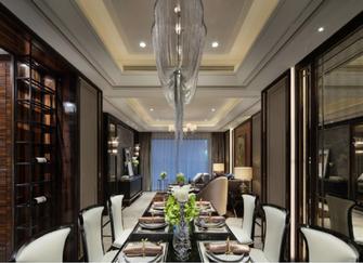 140平米三欧式风格餐厅欣赏图