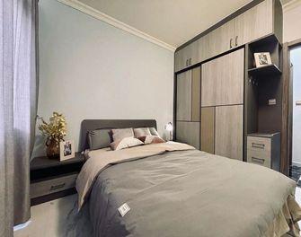 5-10万110平米三室两厅现代简约风格阳光房装修案例