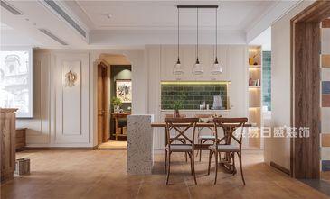 120平米三美式风格厨房装修案例