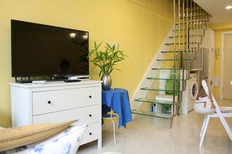 经济型40平米小户型田园风格楼梯图片大全