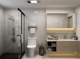 130平米三室两厅中式风格卫生间图片大全