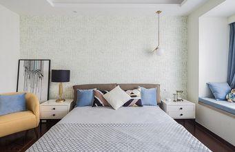 60平米公寓混搭风格卧室图