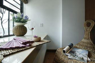 130平米三新古典风格阳光房设计图