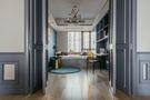 130平米三室两厅法式风格书房欣赏图