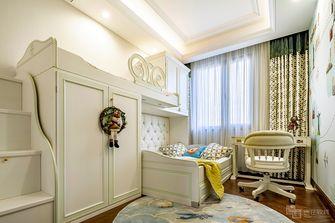 140平米三室两厅中式风格儿童房设计图