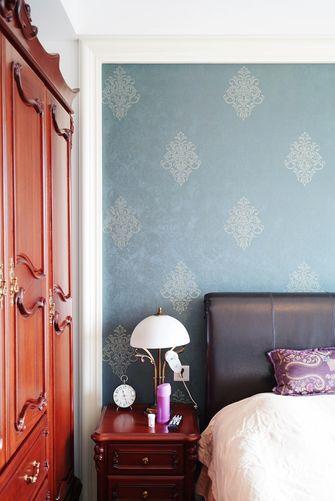 100平米三室两厅混搭风格卧室图片