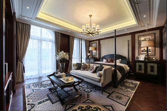 20万以上140平米四室三厅新古典风格卧室设计图