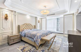 140平米四室两厅法式风格阳光房效果图