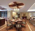 富裕型别墅美式风格家具装修效果图