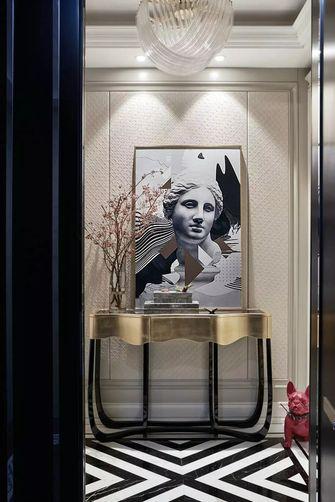 120平米三室两厅欧式风格玄关装修图片大全